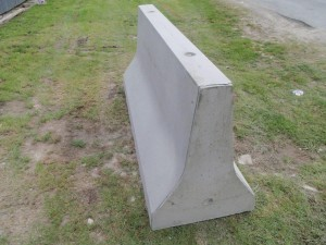 traffic barrier 1