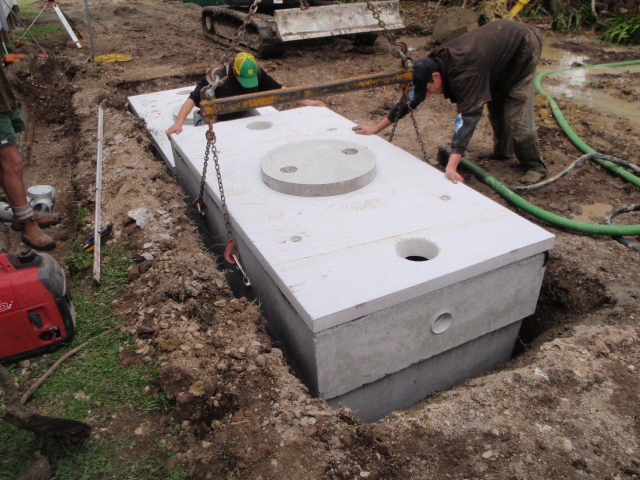 Permacrete Permanent Concrete Solutions Water Tanks